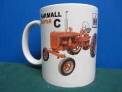 FARMALL SUPER C WF COFFEE MUG