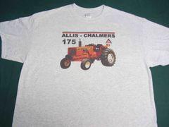 ALLIS CHALMERS 175 TEE SHIRT