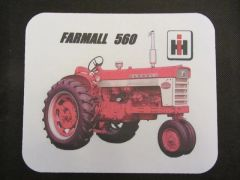 FARMALL 560 MOUSEPAD