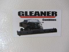 GLEANER COMBINES Fridge/toolbox magnet