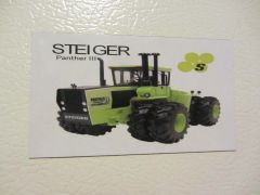 STEIGER PANTHER III Fridge/toolbox magnet