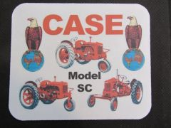 CASE SC TRILOGY MOUSEPAD