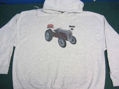 FORD 8N HOODED SWEATSHIRT