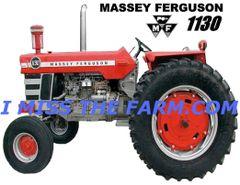 MASSEY FERGUSON 1130 TEE SHIRT