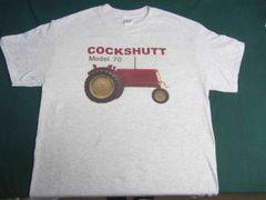 COCKSHUTT 70 TEE SHIRT