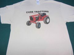 CASE TRACTORS (GET A CASE FOR YOUR PLACE) TEE SHIRT