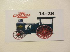 RUMELY 14-28 Fridge/toolbox magnet