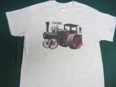 CASE 110 HP STEAMER TEE SHIRT