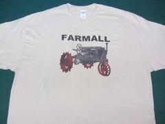 THE FARMALL TEE SHIRT