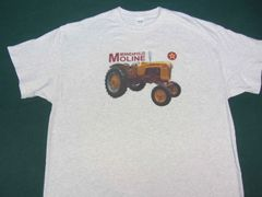 MINNEAPOLIS MOLINE 4 STAR TEE SHIRT