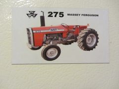 MASSEY FERGUSON 275 Fridge/toolbox magnet