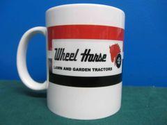 WHEEL HORSE L&G LOGO COFFEE MUG