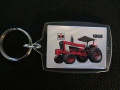IH 1066 2 POST KEYCHAIN