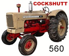 COCKSHUTT 560 TEE SHIRT