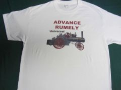ADVANCE RUMELY TEE SHIRT