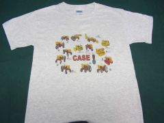 "CASE ""1957 LINE UP"" TEE SHIRT"