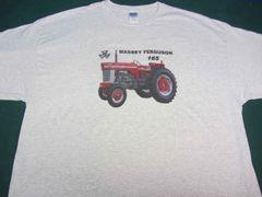 MASSEY FERGUSON 165 (image #2) TEE SHIRT