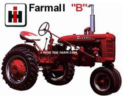 FARMALL B COFFEE MUG