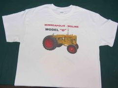 MINNEAPOLIS MOLINE G TEE SHIRT