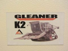 GLEANER K2 Fridge/toolbox magnet