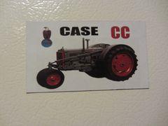CASE CC Fridge/toolbox magnet