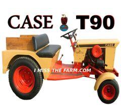 CASE T90 TEE SHIRT
