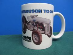 FERGUSON TO-30 COFFEE MUG