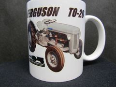 FERGUSON TO-20 COFFEE MUG