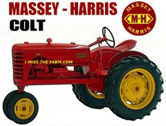 MASSEY HARRIS COLT TEE SHIRT