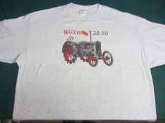 WALLIS 20-30 tee shirt