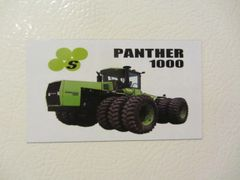STEIGER PANTHER 1000 Fridge/toolbox magnet