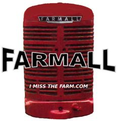 FARMALL GRILL MOUSEPAD