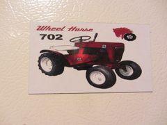 WHEEL HORSE 702 Fridge/toolbox magnet