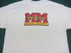 MINNEAPOLIS MOLINE LOGO TEE SHIRT
