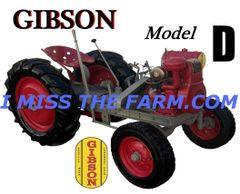 GIBSON MODEL D SWEATSHIRT