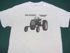 OLIVER 660 TEE SHIRT