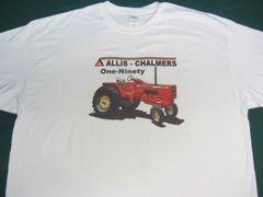 ALLIS CHALMERS 190 TEE SHIRT