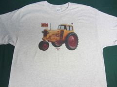 MINNEAPOLIS MOLINE R W/CAB TEE SHIRT