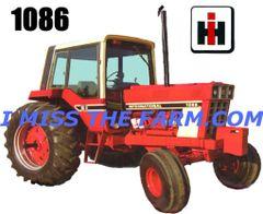 IH 1086 Tractor Coffee mug