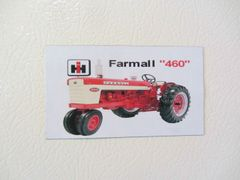 FARMALL 460 Fridge/toolbox magnet