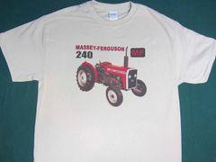 MASSEY FERGUSON 240 TEE SHIRT