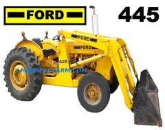 FORD 445 TEE SHIRT