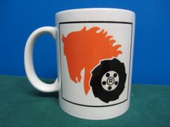 WHEEL HORSE LOGO #2 COFFEE MUG