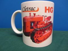 CLETRAC HG COFFEE MUG