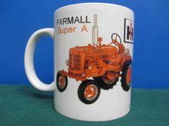 FARMALL SUPER A COFFEE MUG