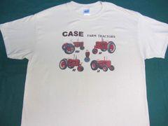 CASE FARM TRACTORS (image #1) TEE SHIRT