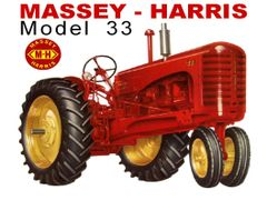 MASSEY HARRIS 33 NF TEE SHIRT