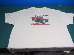 ALLIS CHALMERS 8550 (THE 300 HORSE ORANGE MONSTER) TEE SHIRT