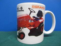 GRAVELY 18G COFFEE MUG