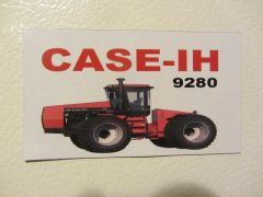 CASE IH 9280 Fridge/toolbox magnet